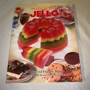 Other - The magic of jello cook book